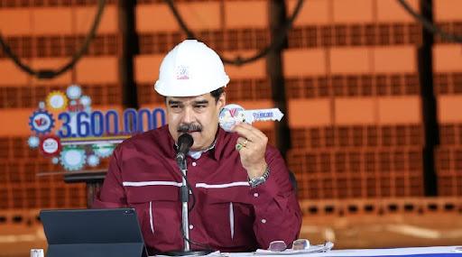 "Maduro: ""Estamos listos para ir a México a sentarnos en una mesa de  diálogo"" - El Espectador de Caracas"